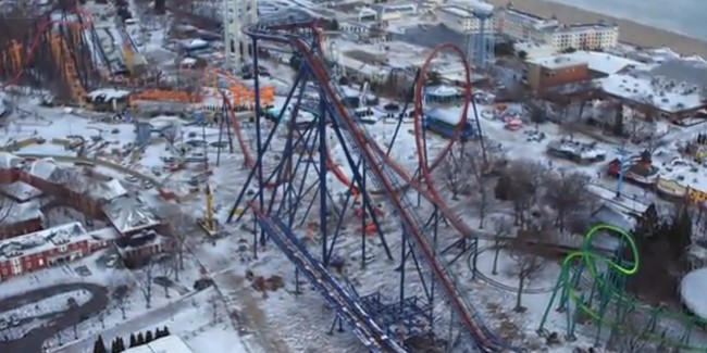 Valravn at Cedar Point